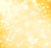 Golden yellow abstract light background — ストック写真