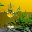 Bamboo liqueur — Stock Photo #14958401