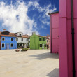 Stock Photo: Burano island, Venice