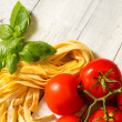 Italian food background for restaurant menu — Stok fotoğraf