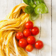 Italian tasty ingredients — ストック写真