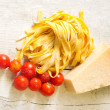 Italian genuine ingredients — Foto de Stock