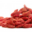 Dried goji berries — ストック写真