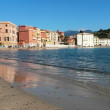 Stock Photo: Sestri Levante , today 16th november 2013