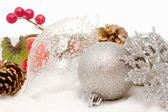 WINTER DECORATIONS — Stock Photo