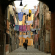 Stock Photo: VENICE GLIMPSE