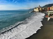 Camogli today. Italy — Stock Photo