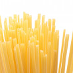 Bavette pasta — Stock Photo