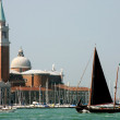 Venice, San Giorgio Basilica — Stock Photo