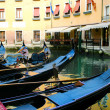 Gondolas — Stock Photo #39696663