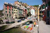 Riomaggiore — ストック写真