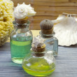 Thalassotherapy essential oils — Stockfoto