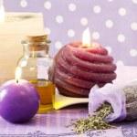 Lavender spa — Stock Photo #42337403