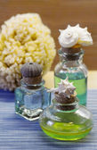 thalassotherapy essential oils — Stock Photo