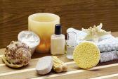Thalassotherapy spa — Stock Photo