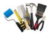 Várias ferramentas — Fotografia Stock
