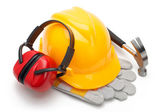 Construction Tools — Stockfoto