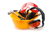 Construction Tools — Foto Stock