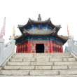 Qing Dynasty Pagoda — Stock Photo
