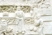 A Chinese classical sculptures — Stock Photo