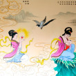 Chinese painting — Stock Photo