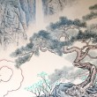 Chinese landscape painting — Stockfoto