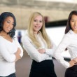 Group of diverse business women — Stock Photo #43361897