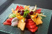 Fruit platter — Stock Photo