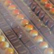Chocolate bonbons — Stock Video #18257695