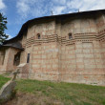 Orthodox church of Sf Nicolae, Balteni, Ilfov, Romania — Stock Photo
