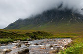 Buachaille Etive Mor, Glencoe Scotland — Stock Photo