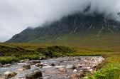 Buachaille Etive Mor, Glencoe Scotland — Stock Photo