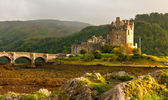 Eilean Donan castle, Scotland — Stock Photo