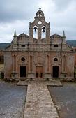 Orthodox Arkadia monastery — Stock Photo