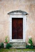 Porte de l'église — Photo