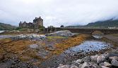 Eilean donan castle, szkocja — Zdjęcie stockowe