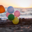 Multicolored balloons — Stock Photo #29343589