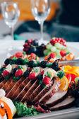 Ristorazione alimentari — Foto Stock