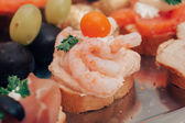 Catering food — Stock Photo