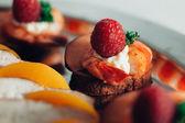 Gastronomia jedzenie — Zdjęcie stockowe