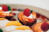 Catering food — Стоковое фото