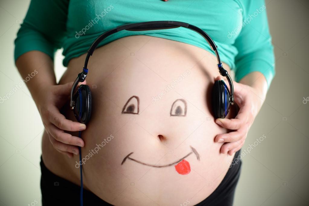 смайлик беременный: