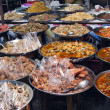 Thai street food on market - Foto Stock