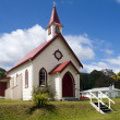 Church in Murchison, New Zealand — Stock Photo