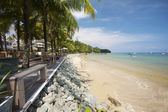 Beach bar, Bang Tao, Phuket — Stock Photo