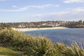 Blick auf coogee bay, new-south.wales, australien — Stockfoto