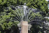 Archibald Fountain, Hyde Park, Sydney, Australia — Stock Photo