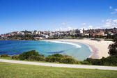 Coogee beach, Sydney — Stock Photo