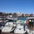 Kyrenia harbour — Stock Photo