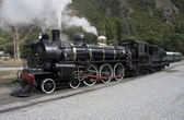 Steam locomotive - 2 — Stock Photo